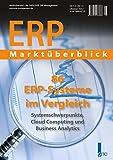 ERP Marktüberblick 2/2012: 86 ERP-Systeme im Verg