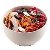 Sultan's Palace Premium Mix in Bester Premium Qualität – Gemischte Trockenfrüchte ohne Zucker – Exotischer Früchte Mix für Müsli und Bowl Topping – Alternative zu Studentenfutter (Vegan) (1000gr)