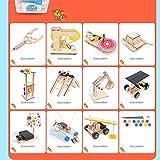 Puzzle Science Experiment Set SchüLer Spielzeug Physikalische Chemie Mathematik Diy Technologie Machenkleine Kinder Geschenke