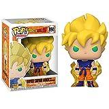 Funko Dragonball Z #860 Super Saiyan Goku (First Appearange) for Boy