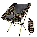 love lamp Karpfenliegen A162 Outdoor Portable Klappstuhl Sitz Falthocker Für Angeln Camping Picknick Garten BBQ Beach Urlaub Rucksack Klappbarer Campingstuhl (Color : Indian Coffee)