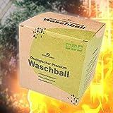 OptimumGreen® ökologischer Premium Waschball [ neues innovatives Design | SmartGreen-Formel | NoNopp-Technologie ]]