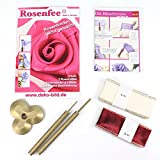 N/A Rosenfee die Original Hilfe zum Rosen binden Rosenbindegerät Bindehilfe