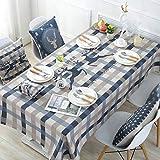LIUJIU Generisch Tischdecke Tischfolie Tischschutzfolie ,140x140cm