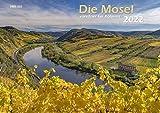 Die Mosel von Trier bis Koblenz 2022 Wandkalender A3 Spiralbindung