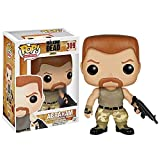Jokoy Funko POP Television : The Walking Dead - Abraham 3.75inch Vinyl Gift for Zombies Television Fans Chibi