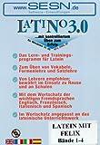 Latino 3.0 zu Latein mit Felix, Bände 1-4, CD-ROM Das PC-Lern- und Trainingsprogramm für Latein. Für Windows 98/ME/NT4/2000/XP