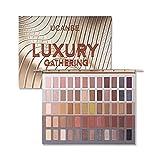 OYZK 60 Farben Lidschatten-Palette, Shimmer Makeup Palette Pigment Matte Shadows (Color : 60 Colors Eyeshadow)