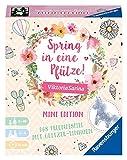 Ravensburger Familienspiel - Spring in eine Pfütze! - Mini Edition 27006 - Spiel für Kinder ab 8 Jahren mit Glitzer-E