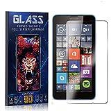 GIMTON Displayschutzfolie für Microsoft Lumia 640, 3D Touch, Anti Kratzen, Keine Luftblasen Premium Displayschutz Schutzfolie für Microsoft Lumia 640, 2 Stück