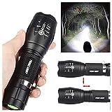 5000 Lumen G700 LED Zoom Taschenlampe X800 Lumitact Taschenlampe Ladegerät XM-L T6 Taschenlampe Upxiang X800 Lumitact Taschenlampe Ladegerät