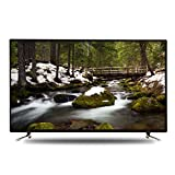 CYYAN LCD-Fernseher 32/42/50/55/60-Zoll-Fernseher Full HD LED-Fernseher 2 Lautsprecher HDR 10-Fernseher DVB-T-Wiedergabe 2 X HDMI 2 X USB