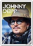 Johnny Depp 2022 - A3-Posterkalender: Original RedStar-Publishing-Kalender [Mehrsprachig] [Kalender]: Original RedStar - Carousel Kalender [Mehrsprachig] [Kalender]
