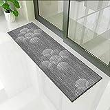COMENO Teppichläufer Luxury Teppich Läufer, Kein stechenderGeruch Benutzerdefinierte Länge Teppichläufer Meterware, für Küche Schlafzimmer- 60x160