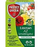 PROTECT GARDEN Lizetan AZ Schädlingsfrei (ehem. Bayer Garten), Konzentrat zur Insektenabwehr mit schneller Wirkung gegen Schädlinge an Zierpflanzen, Rosen und Gemüse, 75 ml