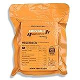 CONVAR-7 - High Energy Bar Peanut, benutzbar als Notvorrat, Notverpflegung, Notration, für Outdoor Aktivitäten, Krisenvorsorge - wertvolle Inhaltsstoffe - kompakten Verpackung - 120g