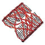 PREMIUM Flexible magische Doppel Haarspange Haarklammer für Damen und Mädchen - Elastische Magic stretch Hair Clip Claw Haarklemmen Spange für Frauen Friseurbedarf