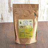 süssundclever.de® Bio Pfirsich Pulver   gefriergetrocknet   250 g   plastikfrei und ökologisch-nachhaltig abgepackt