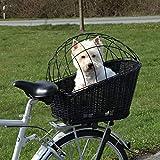 BJYX Fahrradkorb für Hunde, 35 x 49 x 55 cm