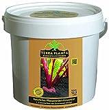 Terra Planta – Schwarze Erde (Terra Preta) - natürliches Pflanzenerdenkonzentrat mit mikrobiologisch aktiver Pflanzenk