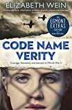 Code Name Verity (English Edition)