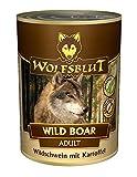 Wolfsblut   Wild Boar   6 x 395 g   Wildschwein   Nassfutter   Hundefutter   Getreidefrei