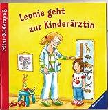 Leonie geht zur Kinderärztin (Ravensburger Mini-Bilderspaß) - ISBN 9783473322794