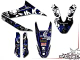 race-styles Aufkleber kompatibel mit Yamaha WR 125R Premium Factory DEKOR Decals Sticker
