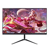 KDR 24-Zoll 178 ° Weitwinkel IPS-LED-PC Monitor, Low Blue Light Randloser Full HD Gaming Monitor,2ms Reaktionszeit
