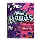 Wonka Nerds Traube und Erdbeere, 47 ml, 36 Stück