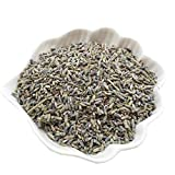 PEPPERLONELY Bio-Lavendelblumen, koscher, zertifiziert, pflanzlich getrocknet, essbar, 28 g
