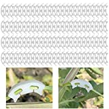 GOCOHHI Plant Bender Clips,Pflanzentrainer-Clips Biegeclips für Pflanzenzweige Biegeclips für Training mit geringem Stress (LST), Manipulieren Sie das Wachstum Ihrer Pflanze mit Biegemaschinen