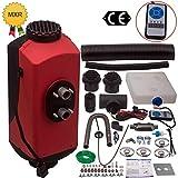 5KW 12V Heizgerät Luftheizung Standheizung Diesel 10L Tank + digitaler Schalter