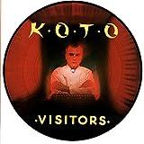 .Visitors. - LP Picturedisc[Vinyl LP]