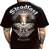 Steadfast Herren T-Shirt (SF1 Brothers Forever) (XXL)