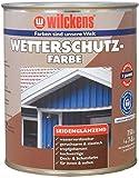 Wilckens Wetterschutzfarbe RAL 7016 Anthrazitgrau 750