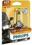 Philips 12972PRB1 Vision +30% H7 Scheinwerferlampe 12 V, 55 W, 1er B