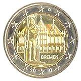 2 € Deutschland 2010 F Bremen