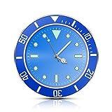 YanFeng Quarz-Uhr fürs Armaturenbrett, Auto-Innenuhr, automatisch, beleuchtet, mit Klimagerät