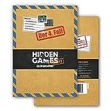 Hidden Games Tatort Krimispiel Fall 4 - Ein Drahtseilakt - Escape Room Spiel