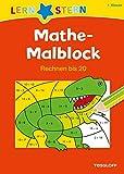 LERNSTERN Mathe-Malblock 1. Klasse. Rechnen bis 20