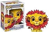 A-Generic Pop! Animation: Der Löwe König Simba Blattmähne Sammlerfigur aus der Zeichentrickserie