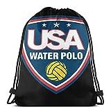 Yoohome Water Polo Turnbeutel für Kinder wasserabweisend -Sportbeutel