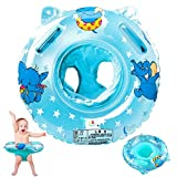 Baby Schwimmring Verstellbare Aufblasbare aufblasbare Schwimmen Float Kinder Schwimmring Schwimmtrainer für Kinder 6 Monate bis 36 Monate