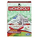 Hasbro Monopoly B1002100 - Monopoly Kompakt Reisespiel