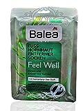 Balea Hornhaut-Entfernersocken Feel Well, 1 Paar, 1 x 2 St, Balea Hornhaut Socken, Hornhaut Entfernung Sock