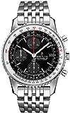 Breitling Navitimer 1 Chronograph 41 schwarzes Zifferblatt Herren-Armbanduhr A13324121B1A1