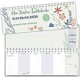 """Mein Wochen-Tischkalender für das Schuljahr 2020/2021 - """"live - love - teach"""""""