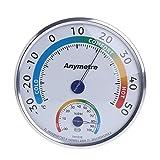 GUMEI Indoor Outdoor Wet Hygrometer Luftfeuchtigkeit Home Thermometer Temp Temp