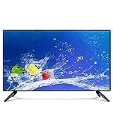 50 Zoll HD LED Fernseher Smart TV, HDR Smart TV DVB kompatibel Dolby Audio Wi-Fi USB 2 x HDMI Schmales Design für Wohnzimmer Schlafzimmer [Energieklasse A +]
